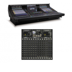 DiGiCo SD5CS Touring System