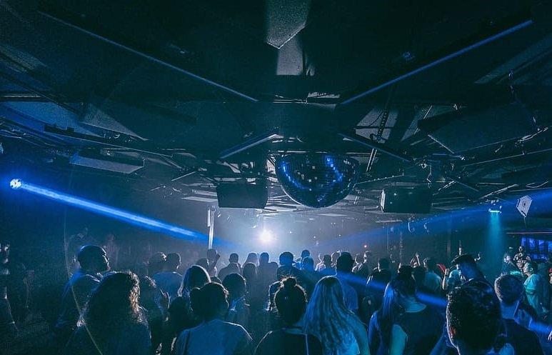 дискотека в ночном клубе в екатеринбурге