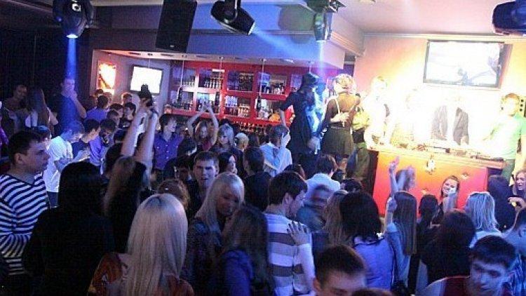 Ночной клуб троицк челябинская ночные клубы нового уренгоя